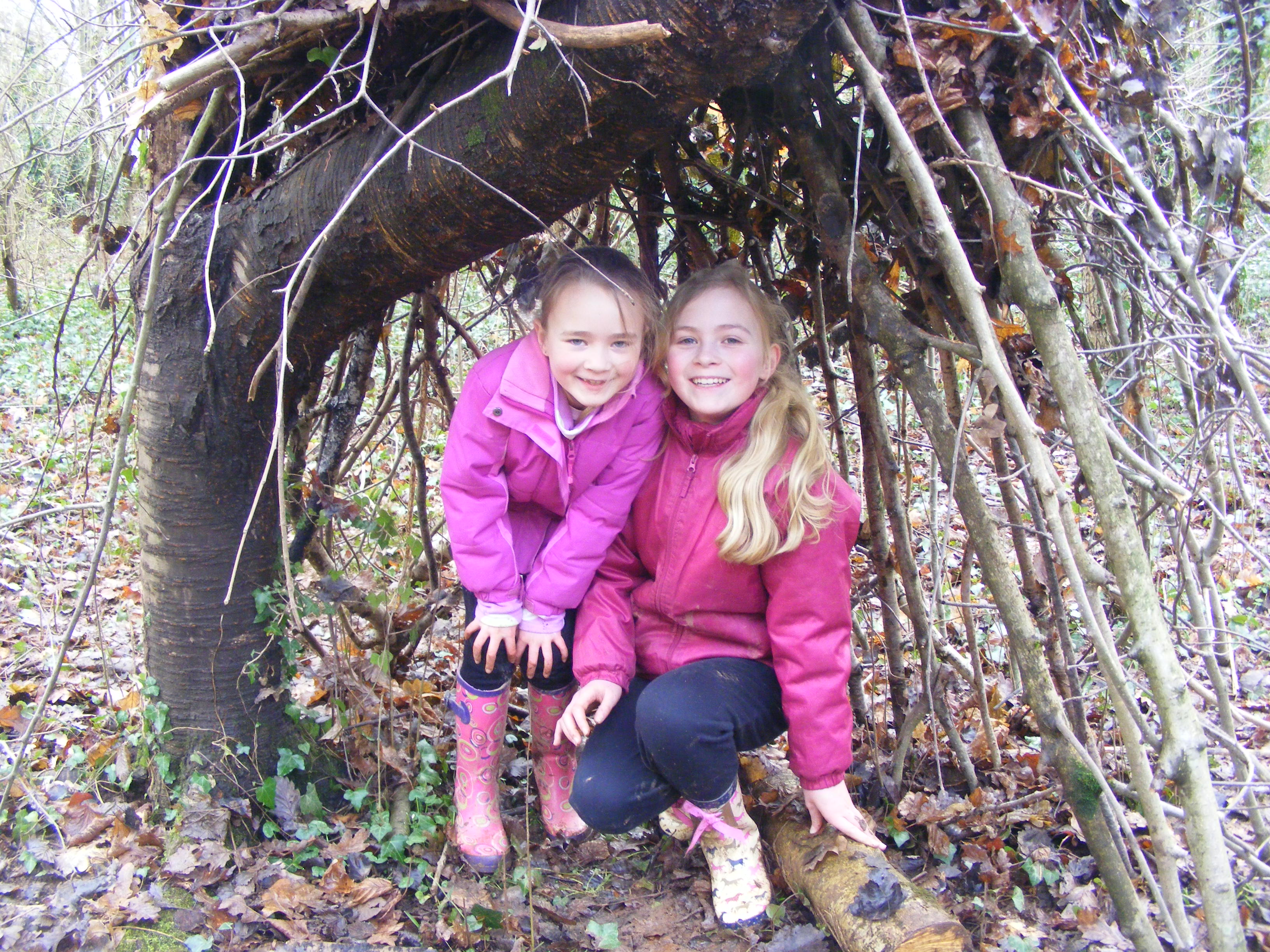 Cancelled: Family Bushcraft Day (Wed 27 May)
