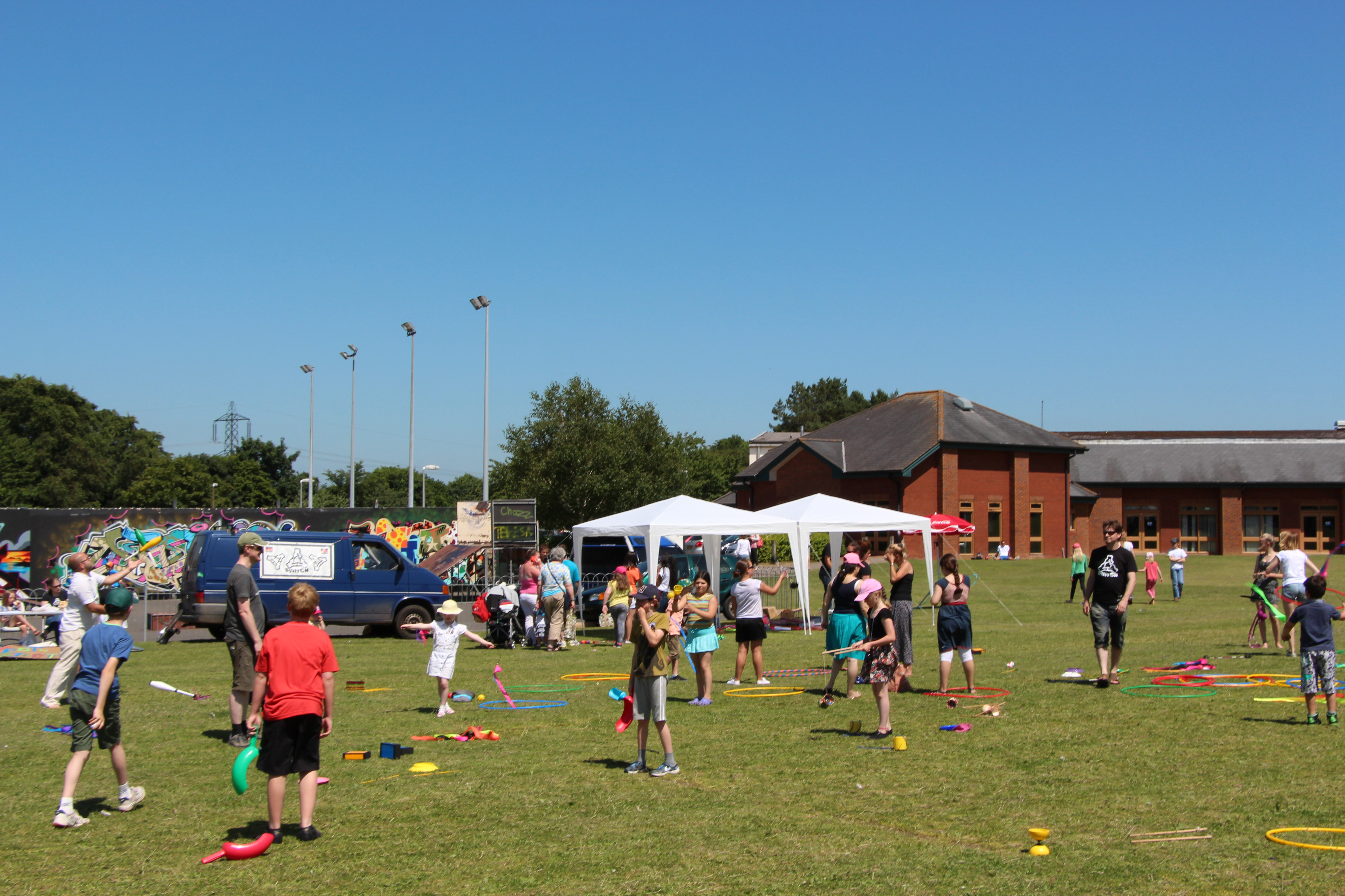 Broadclyst Funday