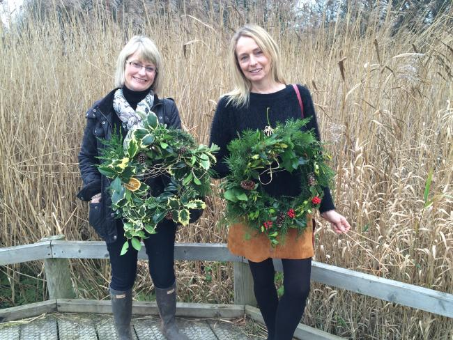 Wreath Making with Wild East Devon