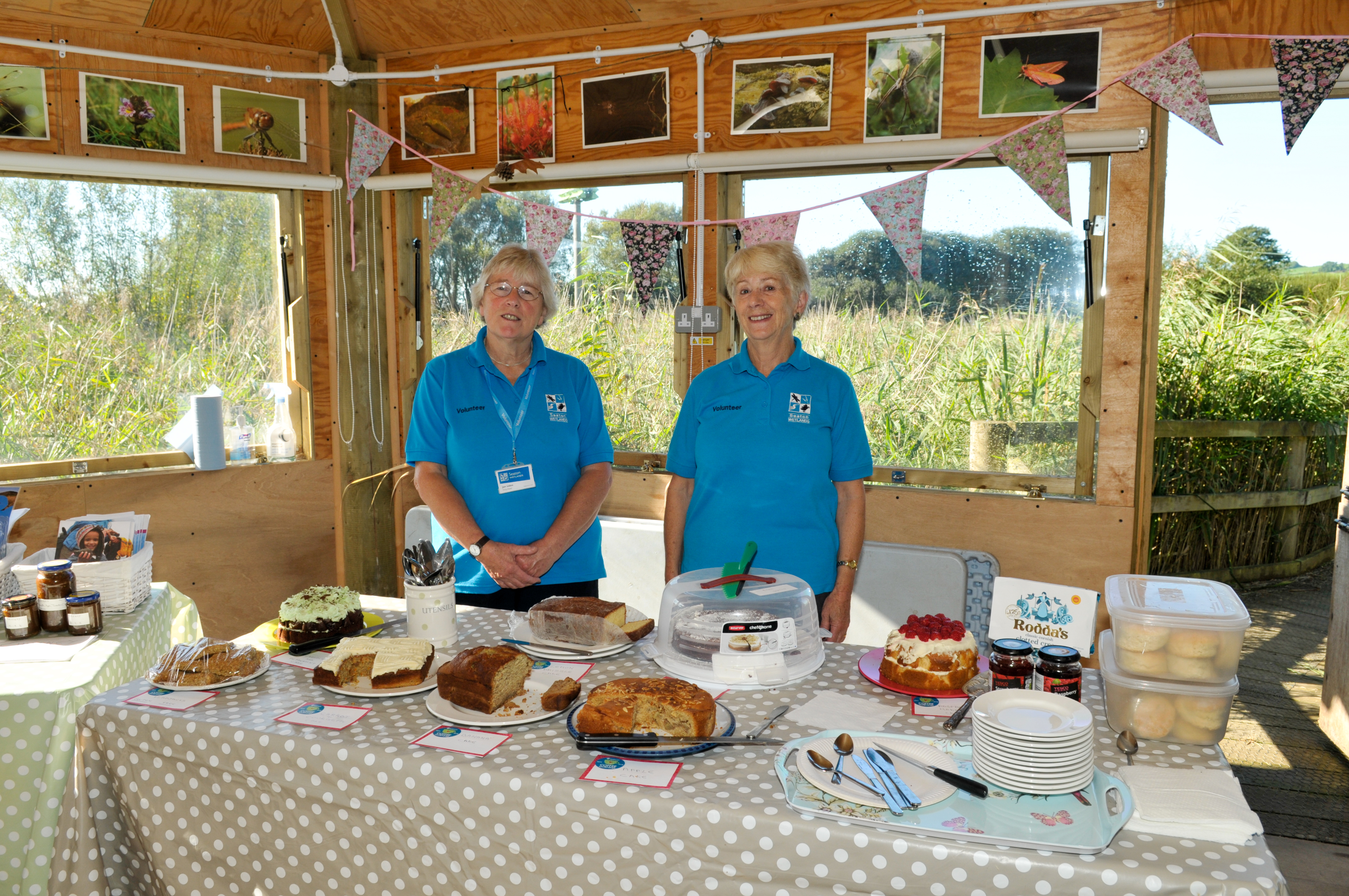 Mothers' Day treats at Seaton Wetlands 10 March 10am to 4pm