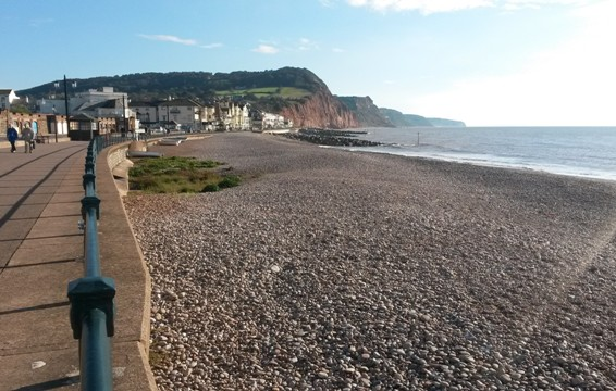 Come to the public exhibition and learn more about the outline design for the Sidmouth and East Beach Management Scheme