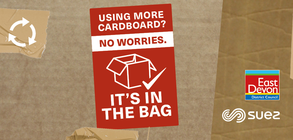 Woodbury residents to trial additional recycling bag for cardboard