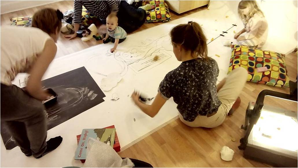 Creative Session for Under 5's