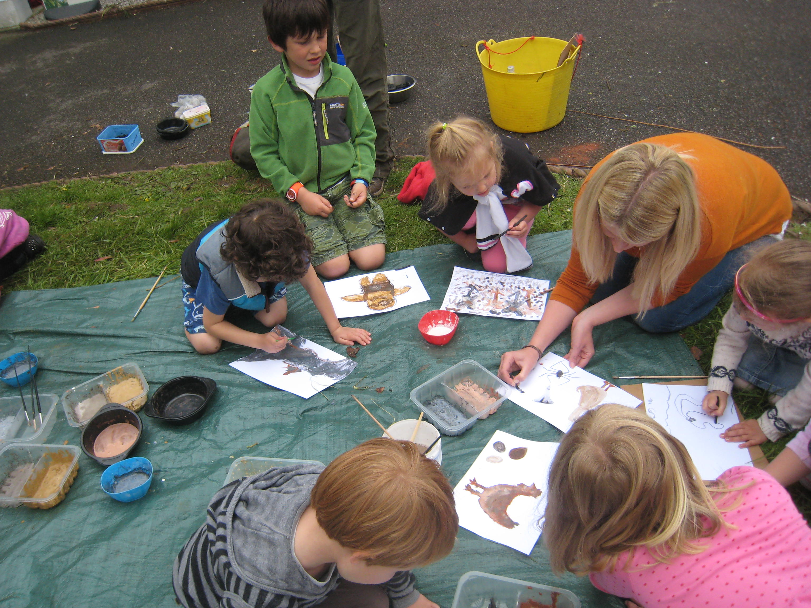 Half Term family workshop